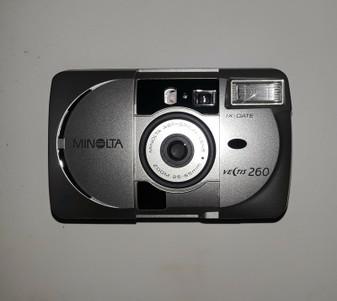 Minolta VE TIS 260 2.6x Zoom Camera w/ Remote Control (BRAND NEW!)
