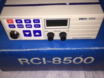 Ranger RCI-8500 VHF Mobile Marine Transceiver Radio Weather Ham BRAND NEW