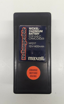 Maxwell M1217 Rechargeable Nickel-Cadmium Battery (BRAND NEW!)