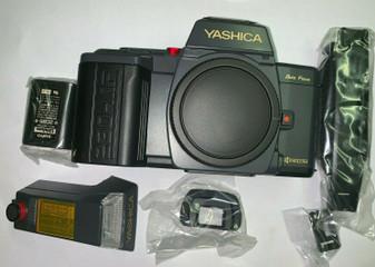 Yashica 230-AF 35mm SLR Camera (BRAND NEW!)