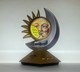 Spartus Talking Horoscope Clock by The Jennifer Sands Collection (BRAND NEW!)