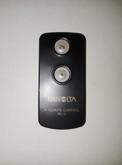 Minolta RC-3 Remote Controller (BRAND NEW!)