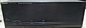 HARMAN KARDON CITATION TWENTY FOUR HIGH VOLTAGE POWER AMPLIFIER