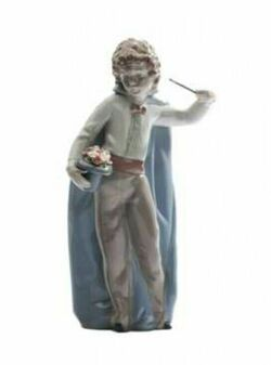 Lladro 5759 Presto! Porcelain Figurine   Hand Made in Spain (New!)