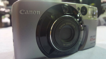 Canon Sure Shot 105 Zoom Date 35mm, New in box.