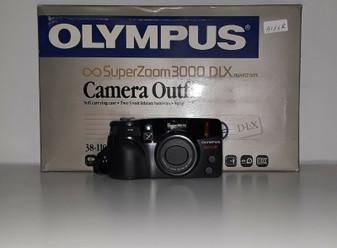 Olympus SuperZoom 3000 DLX Quartz Date Camera (BRAND NEW!)