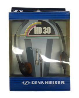 Vintage Sennheiser HD30 Hi-Fi Stereo Headphones | Made in Germany (New!)