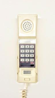 MCE 2000 Rainbow Collection WHITE Telephone (New!)