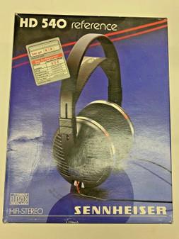 Sennheiser HD540 reference Hi-Fi Stereo Headphones | Made in Germany (New!)