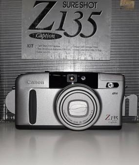 Canon Sure Shot Z135 Film Camera (BRAND NEW!)