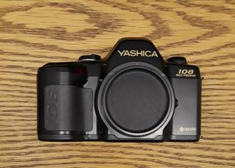 Yashica 108 Multi Program 35mm SLR Camera Body by Kyocera (Brand New!)
