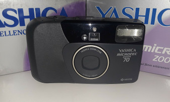 Yashica Microtec Zoom 70 Zoom Camera Kit (BRAND NEW!)