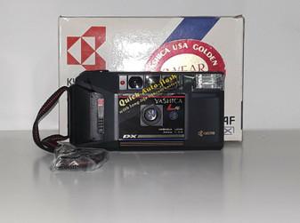Yashica (Kyocera) LAF DX 35mm Film Camera (BRAND NEW!)