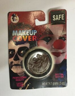 Halloween/Party/Theater/Costume Professional Tattoo Makeup Cover - Skin Color