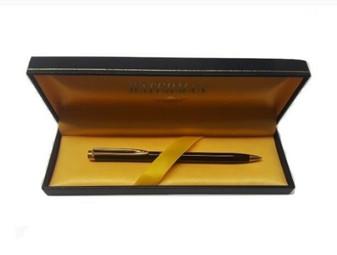 Waterman 26021 | Gentleman Bordeaux & Gold Mechanical Pencil | Paris (New!)