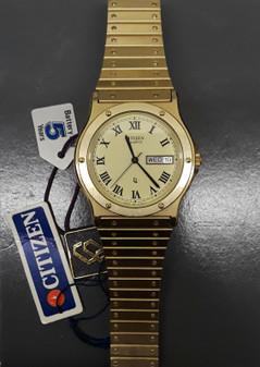 Citizen 44978480D Quartz Calendar Watch (BRAND NEW!)