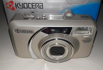 Yashica (Kyocera) 165EF Zoomate 35mm Camera (BRAND NEW!)