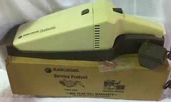 DustBuster by Black & Decker Cordless Rechargeable HANDHELD Vacuum VINTAGE! RARE
