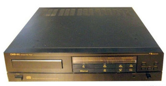 Nakamichi OMS-4A Compact Disc Player w/Remote | Made in Japan (New!)