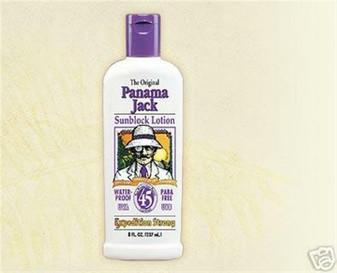 The Original Panama Jack EXPEDITION STRONG SPF45+/PA++++ 8 fl oz   Sunblock