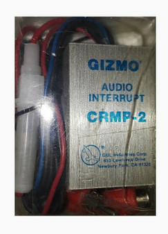 Gizmo CRMP-2 | Audio Interrupt Connectors (Brand New!)