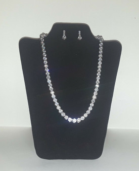 Swarovski N1487 Crystal Necklace & Earings Jewlery Collection (BRAND NEW!)