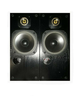 Fostex H-2 RP-2Way Speaker System (Brand New!)