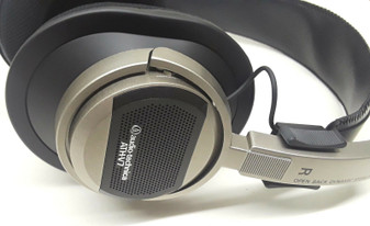 Audio Technica ATH-V7 Open Back Dynamic Stereophones | Made in Japan (New!)