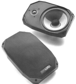 (2) Epicure EPI LS70X Car Speaker Set | Made in USA (New!)