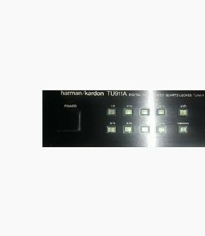 Harman Kardon TU911A | Digital Synthesized Quartz-Locked Tuner (Brand New!)