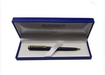 Waterman TRZ-81 | Matte Black & Gold Mechanical Pencil | Paris (New!)