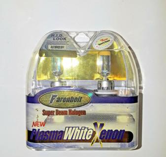 Farenheit PL-9006 Super Beam Halogen | Plasma White Xenon (New!)