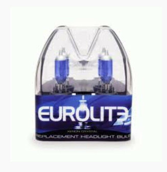 Eurolite 881LXC Xenon Crystal   Replacement Headlight Bulb (New!)