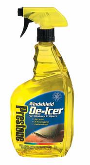 PRESTONE WINDSHIELD DE-ICER SPRAY ICE REMOVER TRIGGER SPRAY 32 Oz (AS247) NEW!