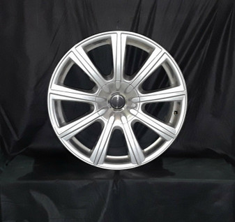 """(4) 18 x 8.5"""" Borbet 5-114.3 Alloy Wheels (Brand New!) Made in Italy"""