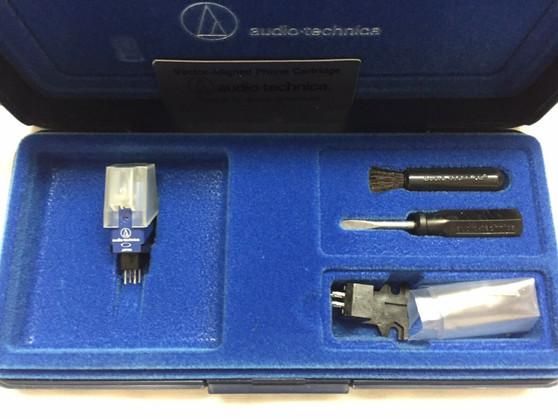 AUDIO TECHNICA AT450 UNIVERSAL phono cartridge elliptical diamond NEW RARE!