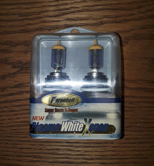 Farenheit PL 9004 Super Beam Halogen Plasma White Xenon Bulbs (Brand New!)