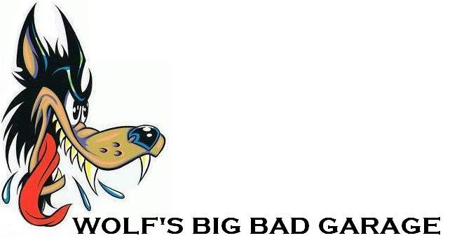 Wolf's Big Bad Garage