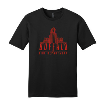 Buffalo Fire City Hall T Shirt