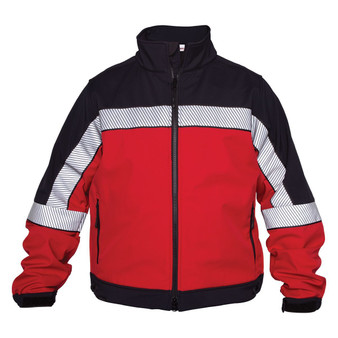 Shield Color Block Soft Shell