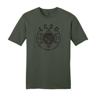 ECSO Duty Honor Service T-Shirt