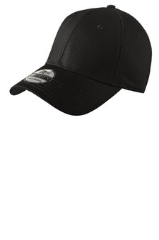 Structured Stretch Cotton Cap