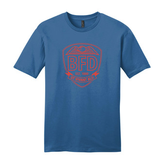 BFD Large Logo T Shirt