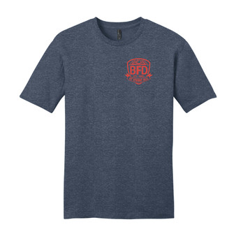 BFD Small Logo T Shirt