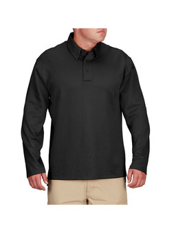 I.C.E.® Men's Performance Polo – Long Sleeve