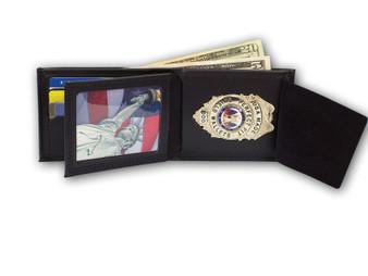 Bifold Wallet W/ Money Pocket