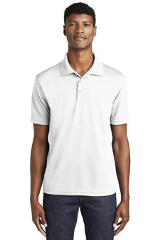 PosiCharge Racermesh Men's Short Sleeve Polo