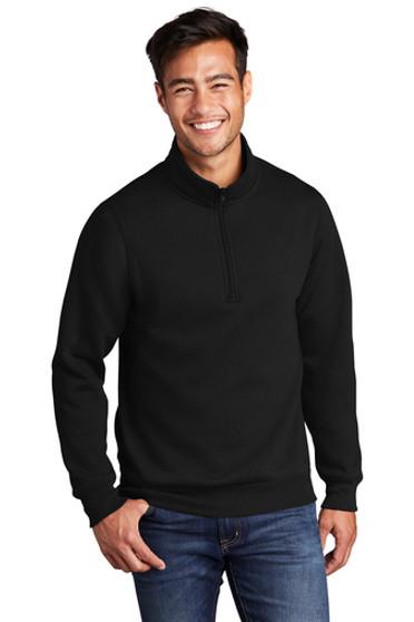 Core Fleece 1/4-Zip Pullover Sweatshirt