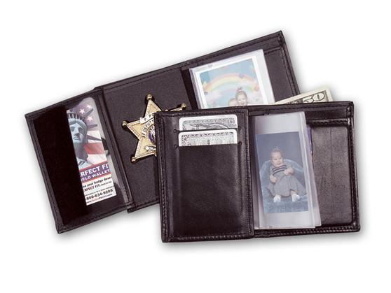 Trifold Wallet W/ Money Pocket