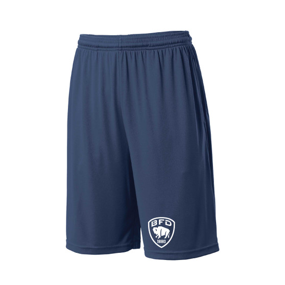 BFD PosiCharge® Competitor™ Pocketed Shorts